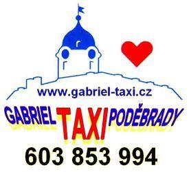 Gabriel TAXI Poděbrady